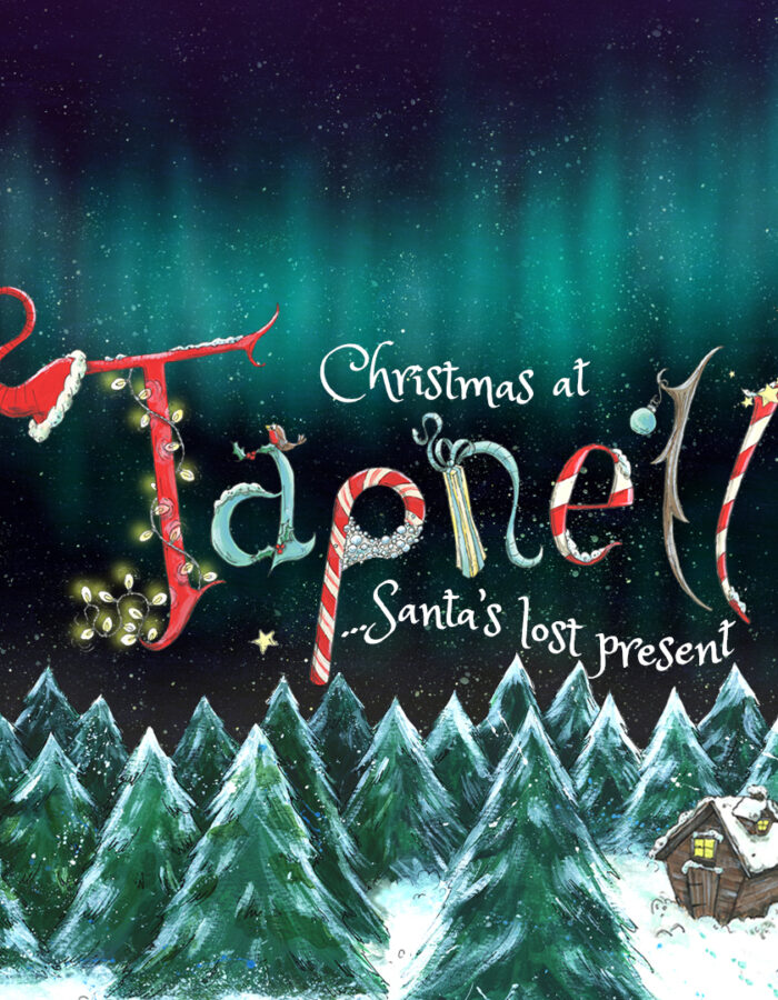 TFP CHRISTMAS AT TAPNELL WEBSITE HERO