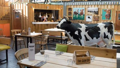 Cow Co Restaurant reduced further