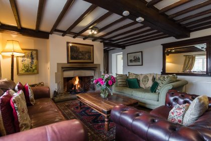 Tapnell Manor lounge