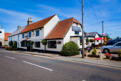 Image of the The Pointer Inn, Newchurch Cow