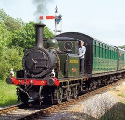 Image of the The Isle of Wight Steam Railway Cow