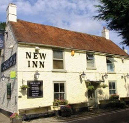Image of the The New Inn, Shalfleet Cow