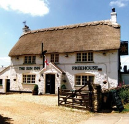 Image of the The Sun Inn, Hulverstone Cow